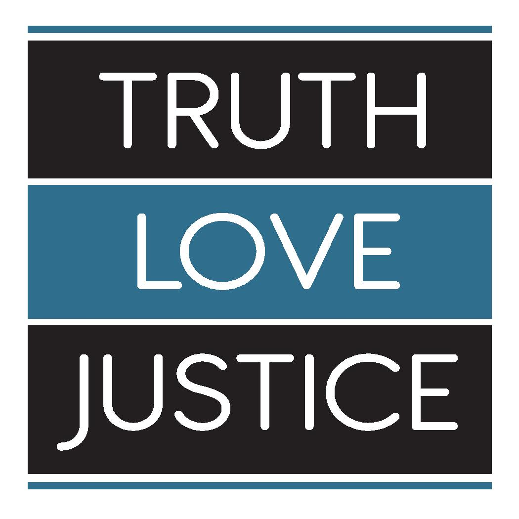 Truth Love Justice Logo